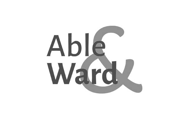 Able and Ward logo